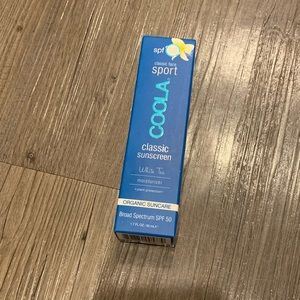 NWT Coola Sport SPF 50 White Tea sunscreen